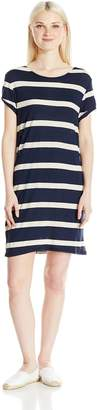 Billabong Junior's Sunset View Crisscross Strap Knit Dress