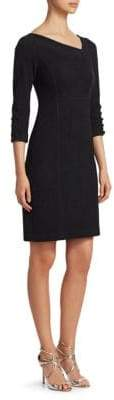 Nanette Lepore Heist Knit Sheath Dress