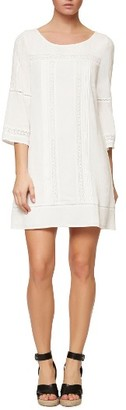 Women's Sanctuary Lace Trim Shift Dress $99.99 thestylecure.com
