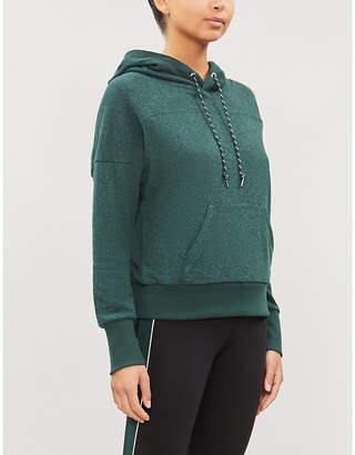 Lorna Jane Movement cotton-jersey hoody