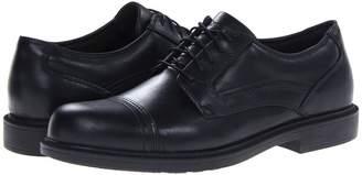 Dunham Jackson Cap Toe Waterproof Men's Lace Up Cap Toe Shoes