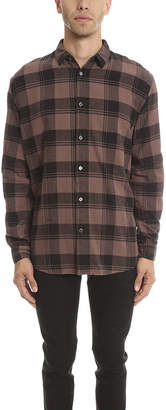 Robert Geller Plaid Dress Shirt