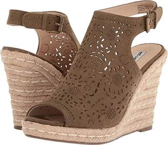 Not Rated Women's Jobyna Espadrille Wedge Sandal