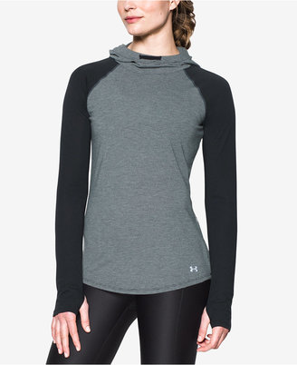 Under Armour Colorblocked Streaker Hoodie $59.99 thestylecure.com
