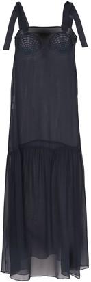 Adriana Degreas Marine shell-embroidered dress