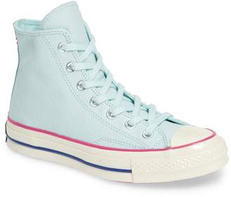 Converse Chuck Taylor All Star High-top Leather Sneaker - ShopStyle c8042549e