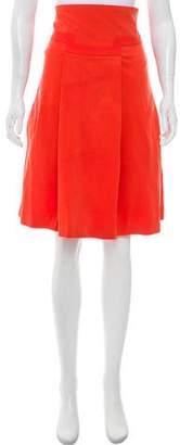 Diane von Furstenberg Knee-Length A-Line Skirt
