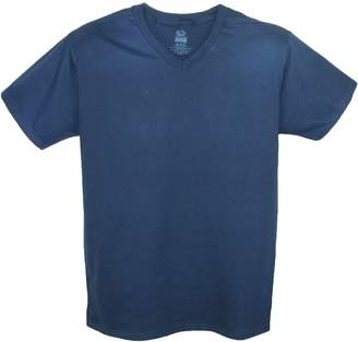 Fruit of the Loom Big and Tall V Neck Cotton T Shirt
