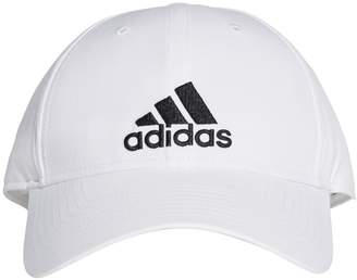 adidas Embroidered Logo Snap-Back Baseball Cap