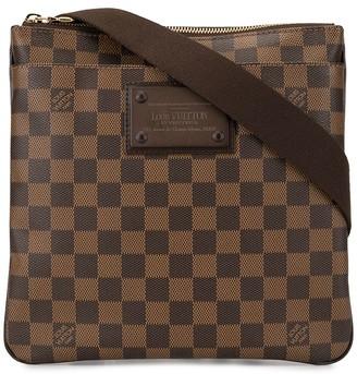 Louis Vuitton Pre-Owned Pochette Pratt Brooklyn crossbody bag
