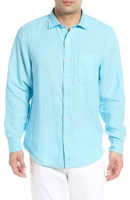 Tommy Bahama Seaspray Breezer Linen Shirt
