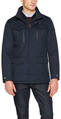 Bugatti Men's 871900-89027 Jacket,(Size: 56)
