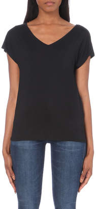 Tommy Hilfiger V-neck jersey t-shirt