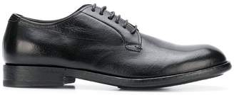 Pantanetti classic derby shoes