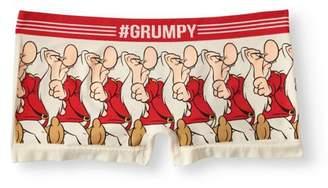 Snow White Grumpy Seamless Boyshort
