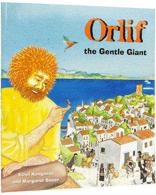 NEW Book Orlif The Gentle Giant