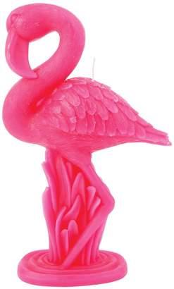 Sunnylife Fuchsia Large Flamingo Candle