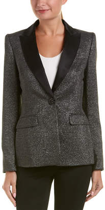 Escada Silk-Blend Jacket