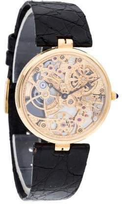 Patek Philippe 3878J Skeleton Watch