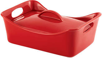 Rachael Ray 3-qt. Rectangle Casserole Baking Dish