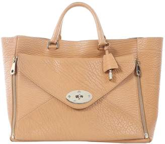 Mulberry Willow leather travel bag