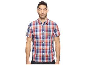 Lucky Brand Short Sleeve Ballona Shirt Men's T Shirt