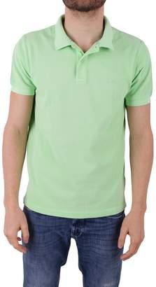 Sun 68 Cotton Pique Polo Shirt