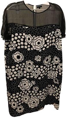 Jaeger Black Silk Dress for Women