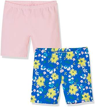 A for Awesome Girls Bike Short 2 Pack