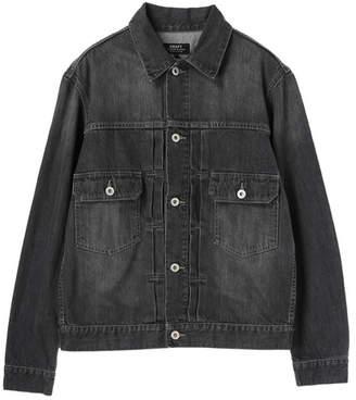 CRAFT STANDARD BOUTIQUE 【2019AW】BLACK DENIM JACKET/ブラックデニムジャケット