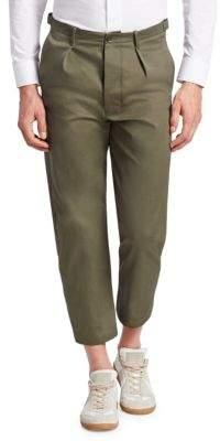 Valentino Cotton Cargo Pants