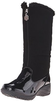 Khombu Women's Amber-KH Cold Weather Boot $85 thestylecure.com