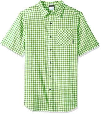 Columbia Men's Katchor Ii Big & Tall Short Sleeve Shirt