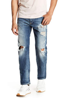 Diesel Buster Button Fly Jeans