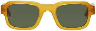 Enfants Riches Deprimes Yellow Thierry Lasry Edition The Isolar 1106 Sunglasses