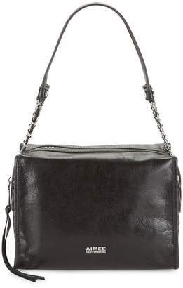 Aimee Kestenberg Brushed Leather Shoulder Bag