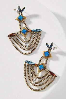 Lionette by Noa Sade Barcelona Chandelier Drop Earrings