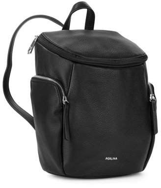 Perlina Isabelle Leather Backpack