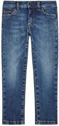 Dolce & Gabbana Slim Fit Stretch Jeans