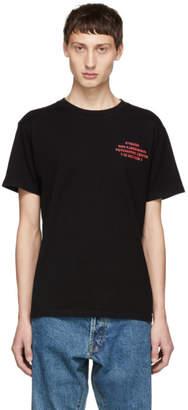 Han Kjobenhavn Black Casual T-Shirt