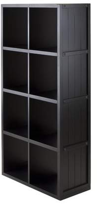 Beachcrest Home Noma Cube Unit Bookcase