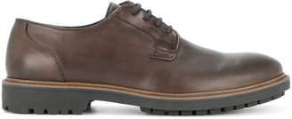 Cerruti rubber sole Derby shoes