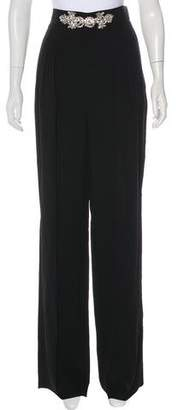 Christopher Kane Embellished High-Rise Pants w/ Tags