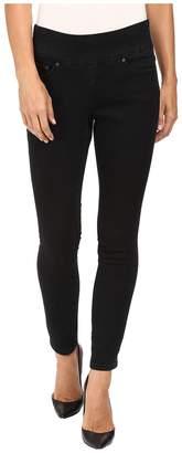 Jag Jeans Petite Petite Nora Pull-On Skinny in Comfort Denim in Black Void Women's Jeans