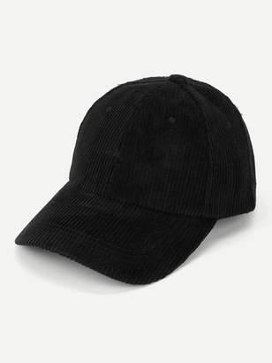 Shein Plain Baseball Cap