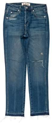 Amo Babe Mid-Rise Jeans