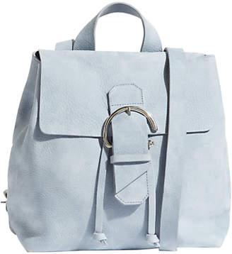 Jigsaw Bree Buckle Leather Backpack