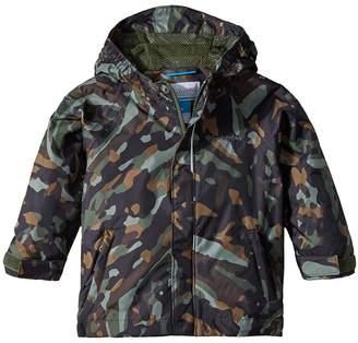 Columbia Kids Fast Curioustm Rain Jacket Boy's Coat