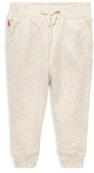 Ralph Lauren Baby Girl's Logo Jogger Pants