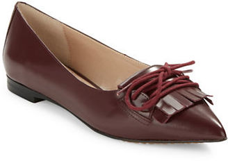 French Connection Geneva Loafer Flats $115 thestylecure.com